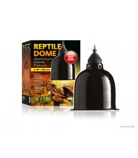Exo Terra Reptile Dome / Aluminum Dome Fixture S