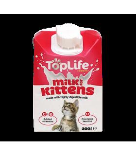 Top Life Milk for Kittens 200ml