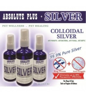 Absolute Plus Colloidal Silver 118.25ml