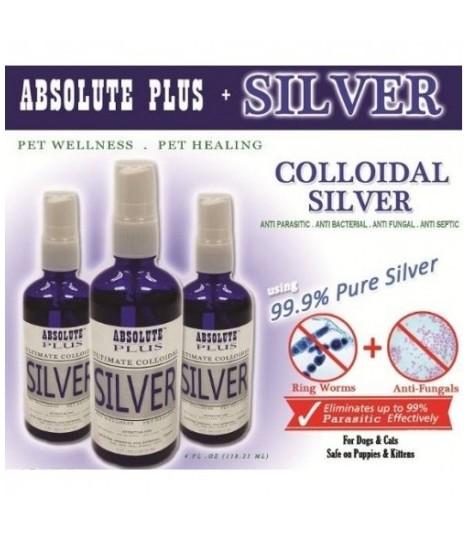 Absolute Plus Colloidal Silver 118.25ml
