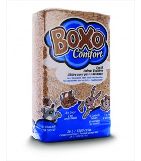 Boxo Comfort Natural Small Animal Bedding
