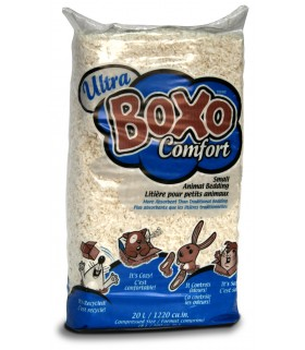 Boxo Ultra Comfort White Small Animal Bedding