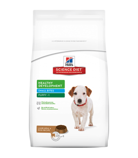 Science Diet Puppy Lamb Meal & Rice 4.5lbs