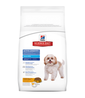 Hill's® Science Diet® Mature Adult Active Longevity Small Bites