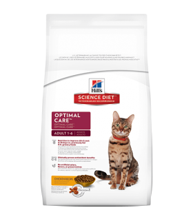 Hill's® Science Diet® Adult Feline Optimal Care® Original