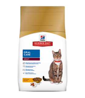 Hill's® Science Diet® Adult Feline Oral Care