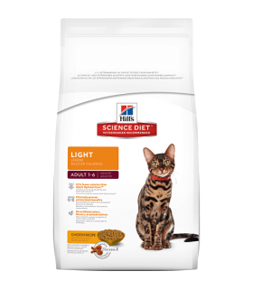 Hill's® Science Diet® Adult Feline Light