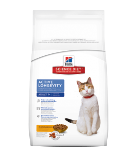 Hill's® Science Diet® Mature Adult Feline Active Longevity Original