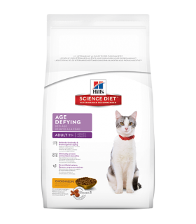 Hill's® Science Diet® Feline Senior 11+ Age Defying