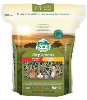Oxbow Western Timothy & Orchard Hay Blends
