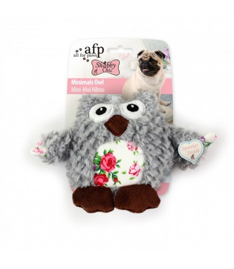 AFP Shabby Chic Minimal - Owl