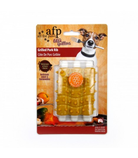AFP Grilled Pork Rib Honey Caramel