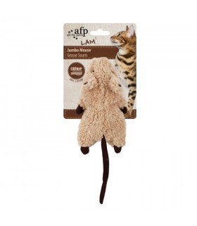 AFP Lamb Jumbo Mouse Brown