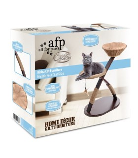 AFP Classic Comfort Kisha Double Cat Perch