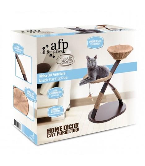 AFP Classic Comfort Kisha Double Cat Perch