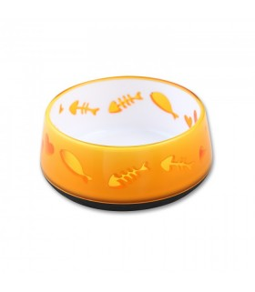 AFP Modern Cat Bowl 300ml Orange