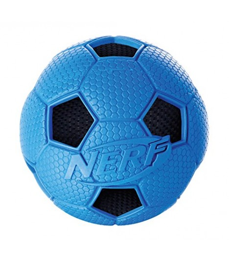 Nerf Soccer Crunch Ball Small Blue