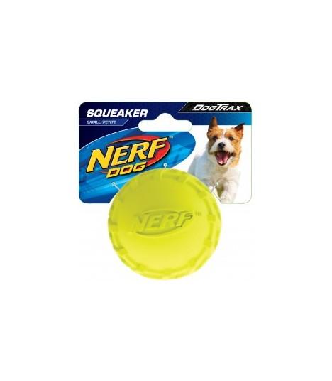 Nerf Tire Squeak Ball Green S
