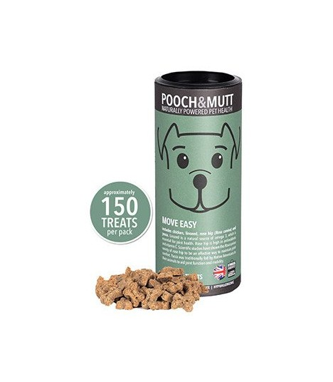 Pooch & Mutt Move Easy Mini Bone Treats