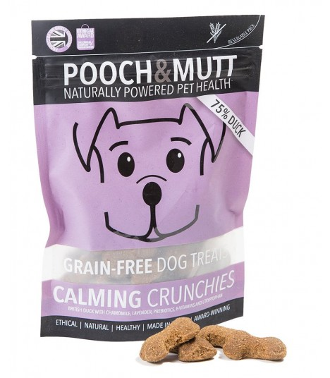 Pooch & Mutt Calming Crunchies Pocket Packs
