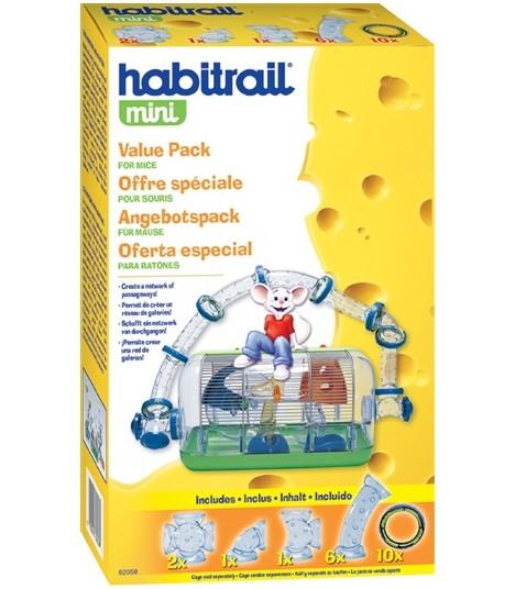 Habitrail Mini Value Pack