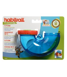 Habitrail Playground U Turn