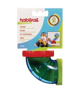 Habitrail Playground Elbow