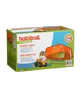 Habitrail Playground Corner Toilet