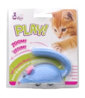 Hagen Cat Love Speedy Mouse Blue
