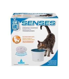 Hagen Catit Design Senses Fountain Water Softening 3L