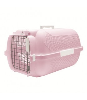 Hagen Catit Profile Voyageur Cat Carrier Pink