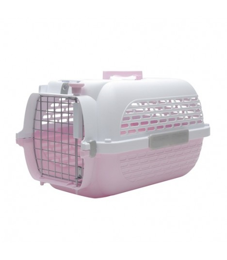 Hagen Catit Profile Voyageur Cat Carrier Medium Pink