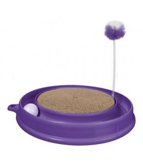 Hagen Catit Play & Scratch Toy Purple