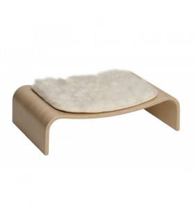 Hagen Vesper Cat Furniture V-Lounge Poplar