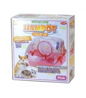 Wild Sanko Hampot Pink Cage