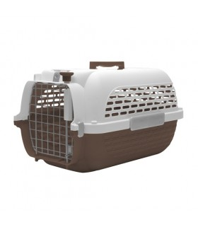 Hagen Dogit Pet Voyageur 200 Carrier Brown/White