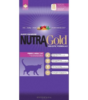 Nutra Gold Finicky Adult Cat