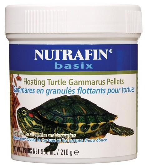 Hagen Nutrafin Basix Turtle Pellets 210g