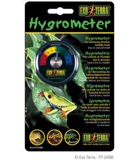 Exo Terra Hygrometer-Monitoring Terrarium Humidity Level
