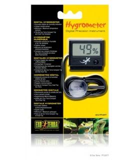 Exo Terra Digital Hygrometer - Digital Precision Instrument