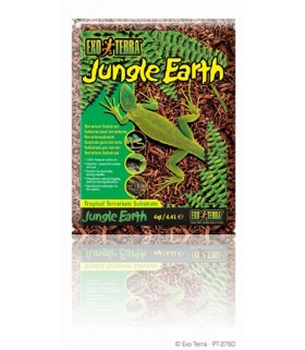 Exo Terra Jungle Earth / Natural Terrarium Substrate