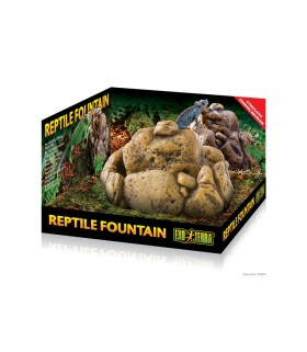Exo Terra Reptile Fountain / Re-circulating Drinking Water Dish