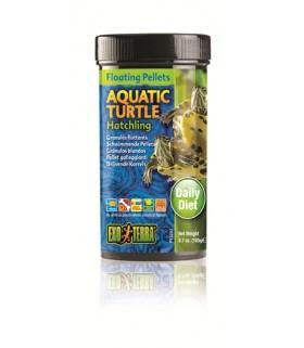 Exo Terra Aquatic Turtle Hatchling / Floating Pellets 105g