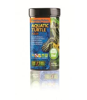 Exo Terra Aquatic Turtle Adult / Floating Pellets 85g