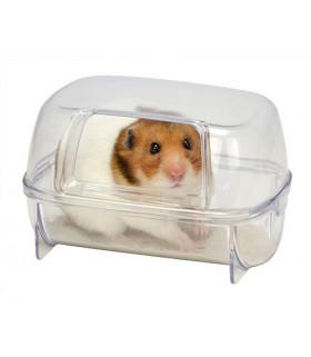 Wild Sanko Hamster Bath House Wide