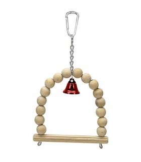 Wild Sanko Bird Toy Swing with Bell S