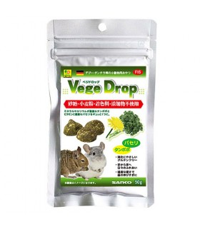 Wild Sanko Vegetable Drop Parsley Dandelion 50g