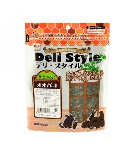 Wild Sanko Deli Style Ribwort 30g