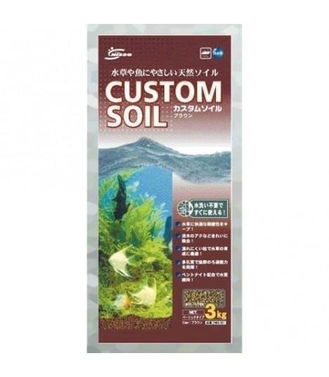 Nisso Custom Soil Brown 3kg