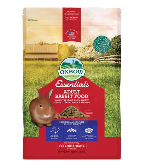 Oxbow Essentials Bunny Basics Adult Rabbit (New Packaging)